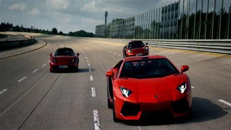 Top Gear, Series 18, Episode 1, Italy Supercar