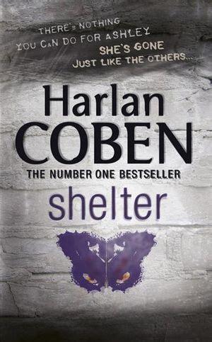 Shelter Harlan Coben Book Cover