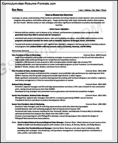 Professional Resume Exles 2013 by Professional Resume Template 2013 Free Sles