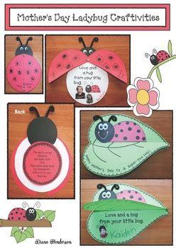 mothers day crafts love  hug    bug