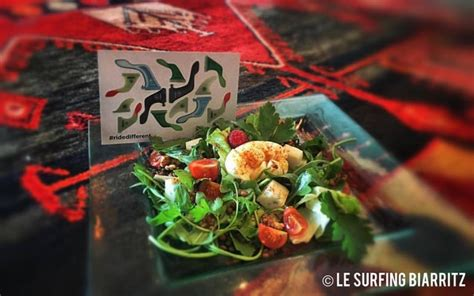 cuisine internationale le surfing cuisine internationale fusion biarritz
