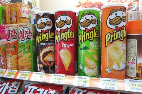 We are Relevance | Project | project | Pringles-korea