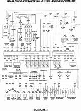 2003 Jeep Grand Cherokee Engine Wiring Diagram