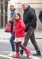 Katie Holmes enjoys family fun as she and her parents take ...