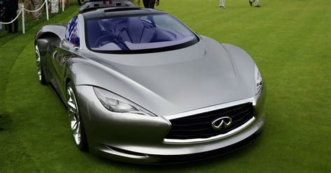 Infiniti To Launch Electric Sports Car By 2020