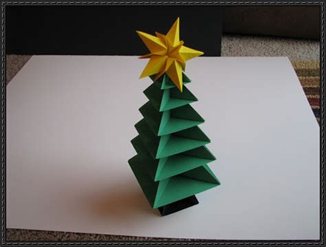 christmas paper crafts templates