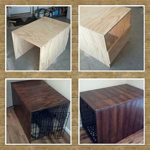 7d37a63932884f782c3fc49f95690ec9jpg 592x592 pixels diy With dog crate table cover