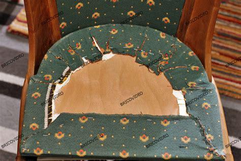 changer l assise d une chaise refaire l assise d une chaise 28 images bricolage restauration d une chaise en bois refaire