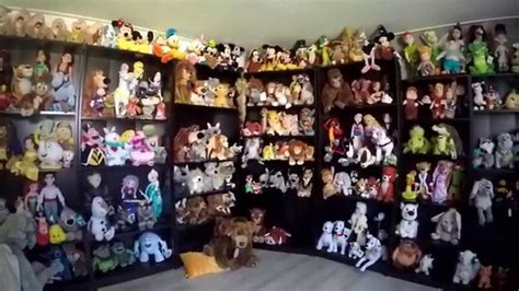 Collections Store by Disney Plush Collection Soft Room