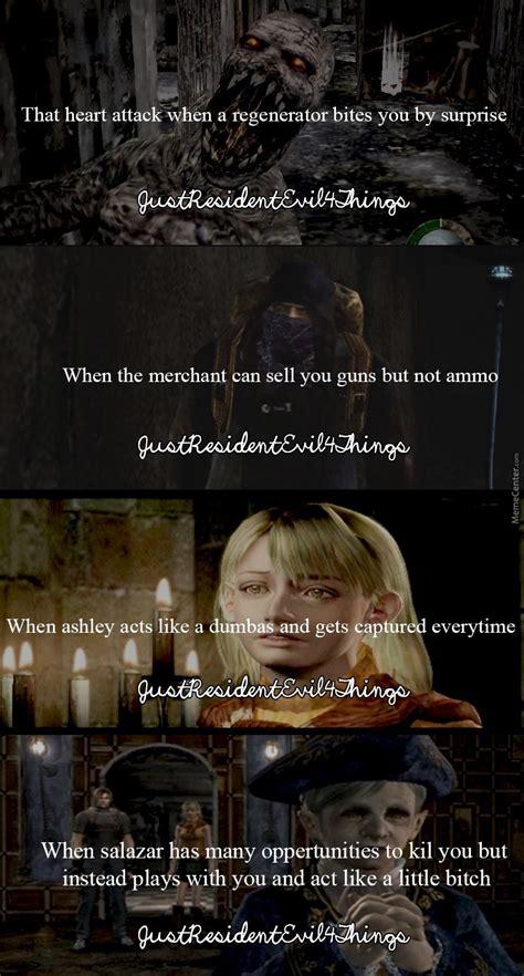 Resident Evil 4 Memes - just resident evil 4 things by metallion meme center