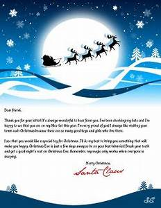 letter from santa create a personalized letter from santa With create your own letter from santa