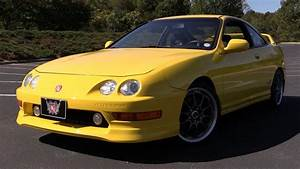 2000 Acura Integra Type R  Start Up  Test Drive  U0026 In Depth