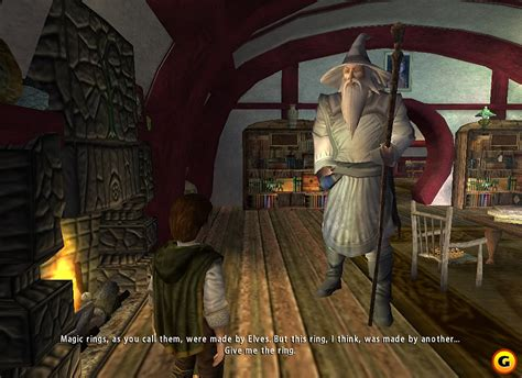 The Lord Of The Rings The Fellowship Of The Ring Pc Game