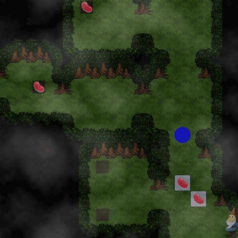 modified dark forest tileset opengameartorg