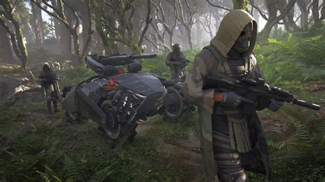 human ai comrades  ghost recon breakpoint