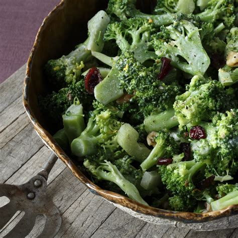 cold broccoli salad  local palate  local palate