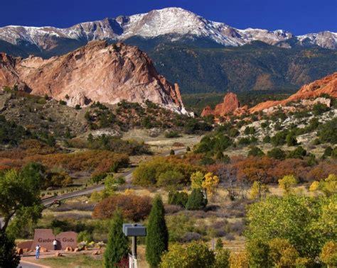 colorado springs garden of the gods garden of the gods cheyenne mountain resort colorado