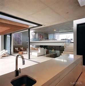 Split Level Haus Grundriss : 20 besten split level bilder auf pinterest moderne architektur innenarchitektur und moderne ~ Markanthonyermac.com Haus und Dekorationen