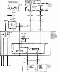 Where Do I Find The Distributor Wiring Schematics For A