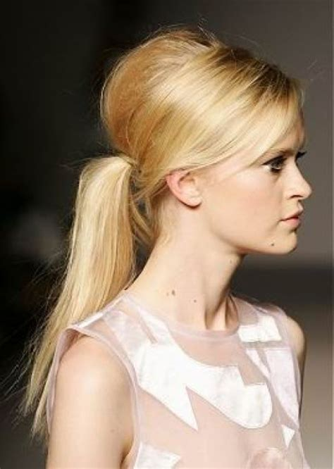 Summer Ponytail Hairstyles by Ponytail Hairstyles Summer Photo Gallery Of Hairstyle