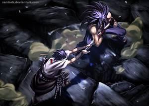 Madara vs Sasuke by Sentork on DeviantArt
