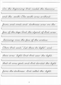 Handwriting Without Tears Cursive Practice Worksheets #3 ...