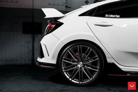 What About These New Wheels For The Honda Civic Type R