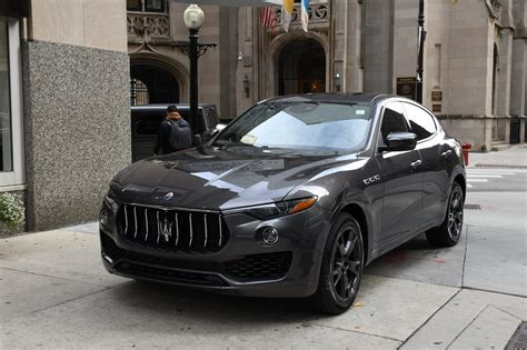 Used Maserati Chicago by Used 2019 Maserati Levante For Sale Special Pricing