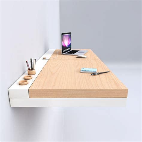 bureau pratique et design designs uniques de bureau suspendu