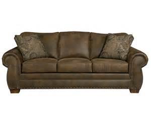 Broyhill Rolled Arm Sofa