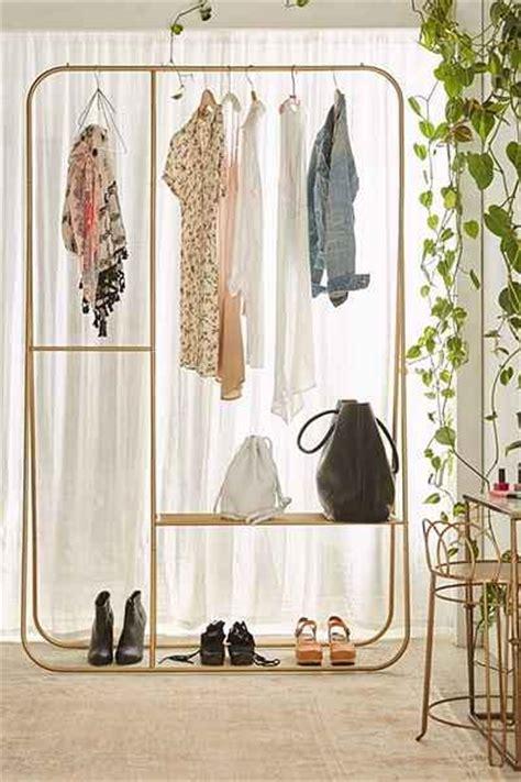 gold clothing rack calvin gold clothing rack