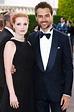 Jessica Chastain Marries Fashion Exec Gian Luca Passi de ...