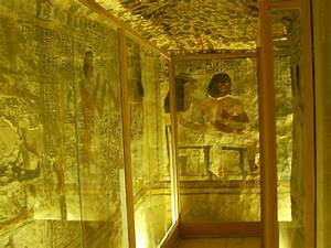 Ancient Egyptian Jewelry: Tomb of Sennefer Plan - Nobles ...