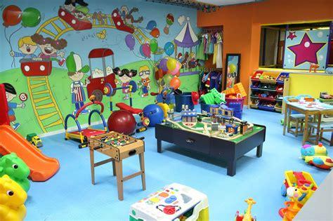 Ideas Para Decorar El Salon De Juegos Para Niños Ideas