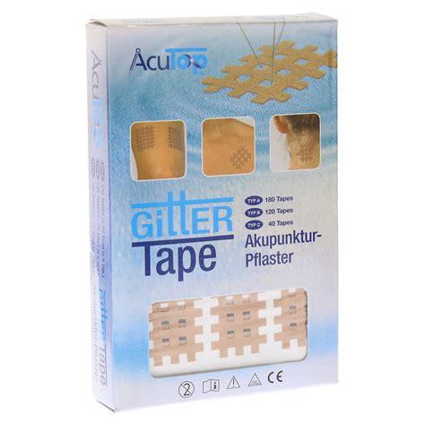 Gitter Tape Acutop 2x3 Cm 20x9 Stück Online Bestellen