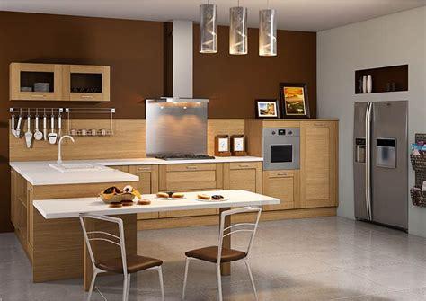cuisine en chene massif moderne cuisine modèle baltique en chêne massif cuisine