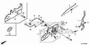 27 Honda Hrr216vka Parts Diagram