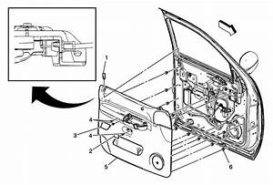 Chevy Suburban Door Parts Diagram