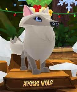 Arctic Wolf Animal Jam Play Wild