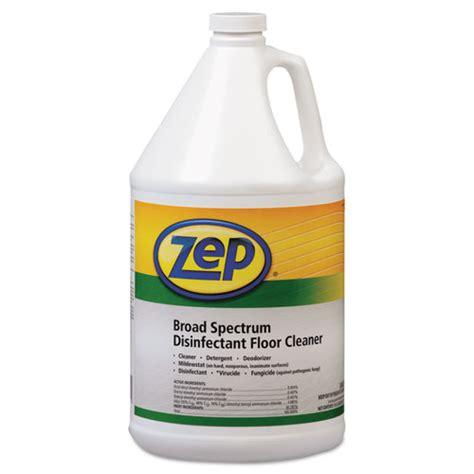 Zep Floor Application by Zep Professional R02124ct Floor Disinfectant