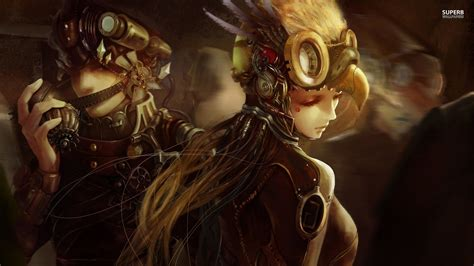 Steam Anime Wallpapers - steunk anime wallpapers everything steunk
