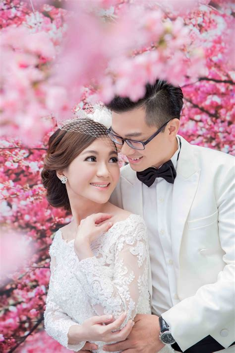 Taiwan Pre Wedding Photoshoot Bridal Photography Gown