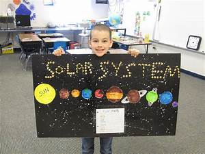 Mrs  Reese U0026 39 S Third Grade  Solar System Projects