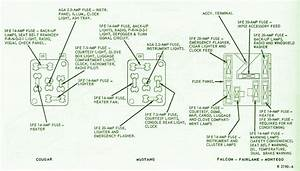 66 Mustang Classic Fuse Box Diagram  U2013 Circuit Wiring Diagrams
