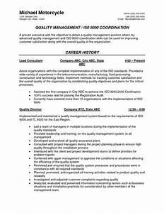 simple resume for quality control with quality control With resume for quality control in food industry