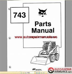 Bobcat 741-742-743 Parts Manual