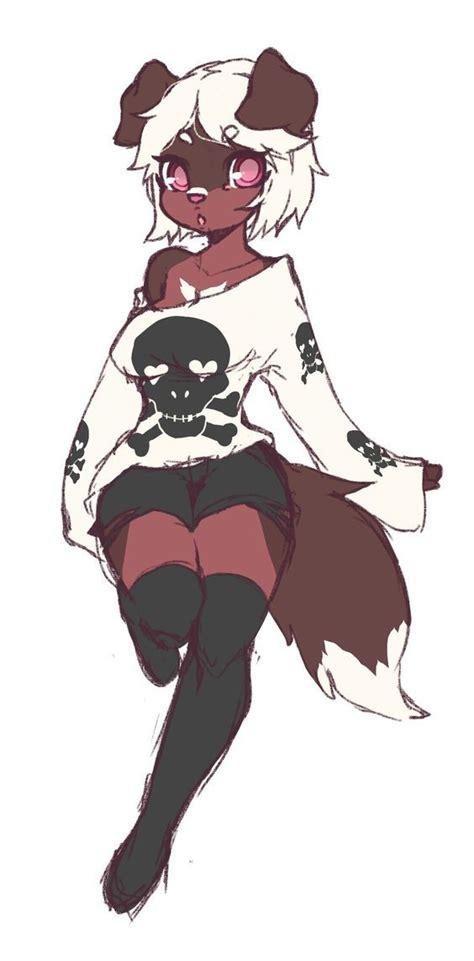 related image art furry drawing anime furry furry art