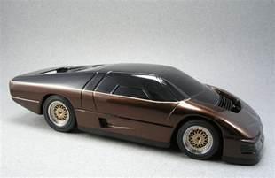 Car From Movie The Wraith Turbo Interceptor