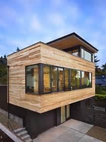 Seattle Modern House Exterior