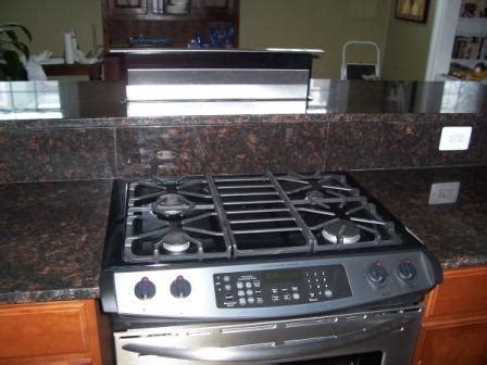 Kitchen Range With Downdraft Ventilation by Range Hood 60 Quot Above Cooktop Hvac Contractor Talk